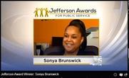 Jefferson Award - Clip Image